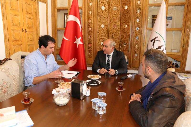 Interview with Kilis mayor